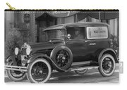 Photographer's 1928 Truck Carry-all Pouch