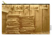 Photographic Memories Carry-all Pouch