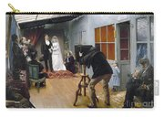 Photography Studio, C1878 Carry-all Pouch