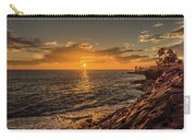 Photo's Of Tenerife - La Caleta Sunset Carry-all Pouch