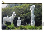 Phu My Statues 1 Carry-all Pouch