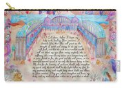 Physician Prayer- English Version Carry-all Pouch
