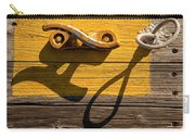 Pi Theta Shadows - Dock Cleat And Rope Carry-all Pouch