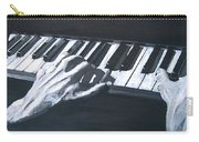 Piano Hands Plus Metronome Carry-all Pouch