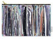 Piano Keys Abstract Carry-all Pouch