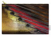Piano Wire II Carry-all Pouch