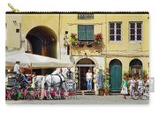 Piazza Anfiteatro Carry-all Pouch