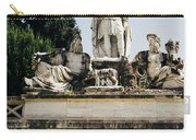 Piazza Del Popolo Fountain Carry-all Pouch