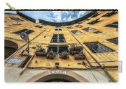 Piazza Dell'anfiteatro, Lucca, Italy Carry-all Pouch
