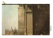 Piazza Di San Marco And The Colonnade Of The Procuratie Nuove Carry-all Pouch