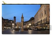 Piazza Erbe Verona Carry-all Pouch