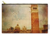 Piazza San Marco - Venice Carry-all Pouch