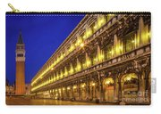 Piazza San Marco By Night Carry-all Pouch