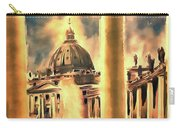 Piazza San Pietro In Roma Italy Carry-all Pouch