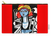 Picasso By Nora  Film Star Carry-all Pouch