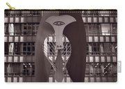 Picasso Chicago Bw Carry-all Pouch