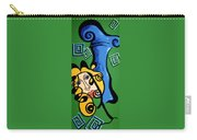 Picasso Influence With A Greek Twist Carry-all Pouch