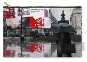 Piccadilly In The Rain Carry-all Pouch