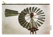 Piceance Basin Windmill Carry-all Pouch