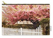 Picket Fence Charm Carry-all Pouch