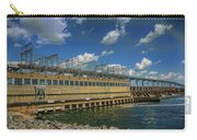 Pickwick Landing Dam Pickwick, Tennessee Carry-all Pouch