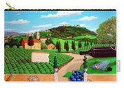 Picnic In Tuscany Carry-all Pouch