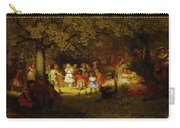 Picnic Party In The Woods Carry-all Pouch