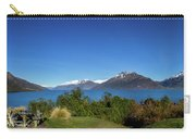 Picnic Table With A View Carry-all Pouch