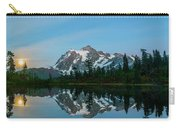 Picture Lake At Night Carry-all Pouch