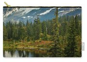 Picture Lake Vista Carry-all Pouch