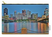 Picture Perfect Pittsburgh Carry-all Pouch