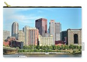 Picture Perfect Pittsburgh Panoramic Carry-all Pouch