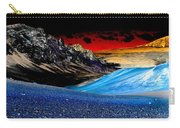 Pictures From Venus Carry-all Pouch by Rebecca Margraf