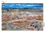 Picturesque Blue Mesa Carry-all Pouch