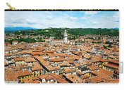 Picturesque Cityscape Of Verona Italy Carry-all Pouch