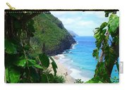 Picturesque Hawaii  Carry-all Pouch