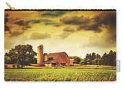 Picturesque North Dakota Farm Carry-all Pouch