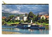 Picturesque River Cruise Carry-all Pouch