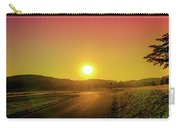 Picturesque Sunset Carry-all Pouch