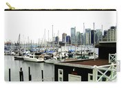 Picturesque Vancouver Harbor Carry-all Pouch