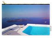 Piece Of Mediterranean Paradise Carry-all Pouch