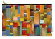 Pieces Parts Carry-all Pouch by Michelle Calkins