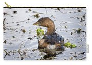 Pied Billed Grebe Carry-all Pouch