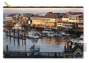Pier 39 In The Sunshine Carry-all Pouch