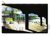 Pier Abstract Carry-all Pouch