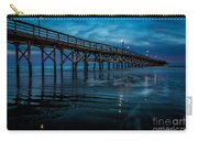 Pier At Dusk Carry-all Pouch