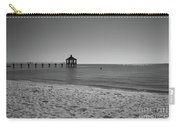 Pier At Lake Pontchartrain Carry-all Pouch