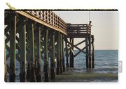 Pier, Flag, Fishing Carry-all Pouch
