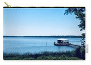 Pier On The Bay Carry-all Pouch