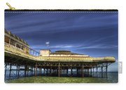 Pier Structure Carry-all Pouch